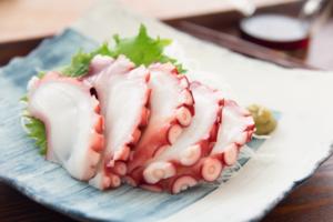 Octopus-slices