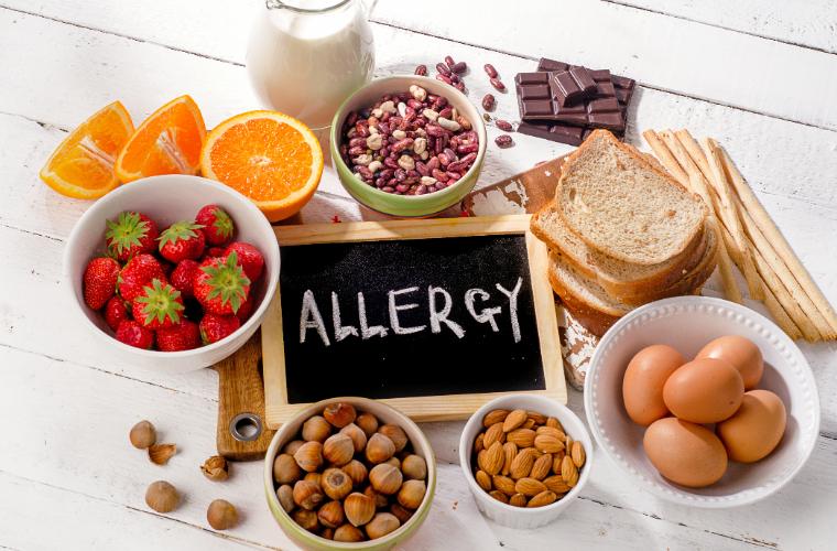 Allergen-food