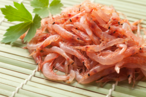 Sakura shrimp